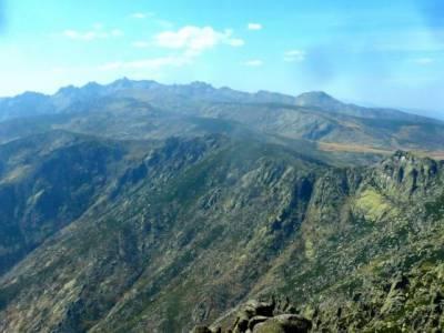 Mira,Los Galayos-Sierra de Gredos; camino de santiago en agosto clubes de montaña rutas lagunas de